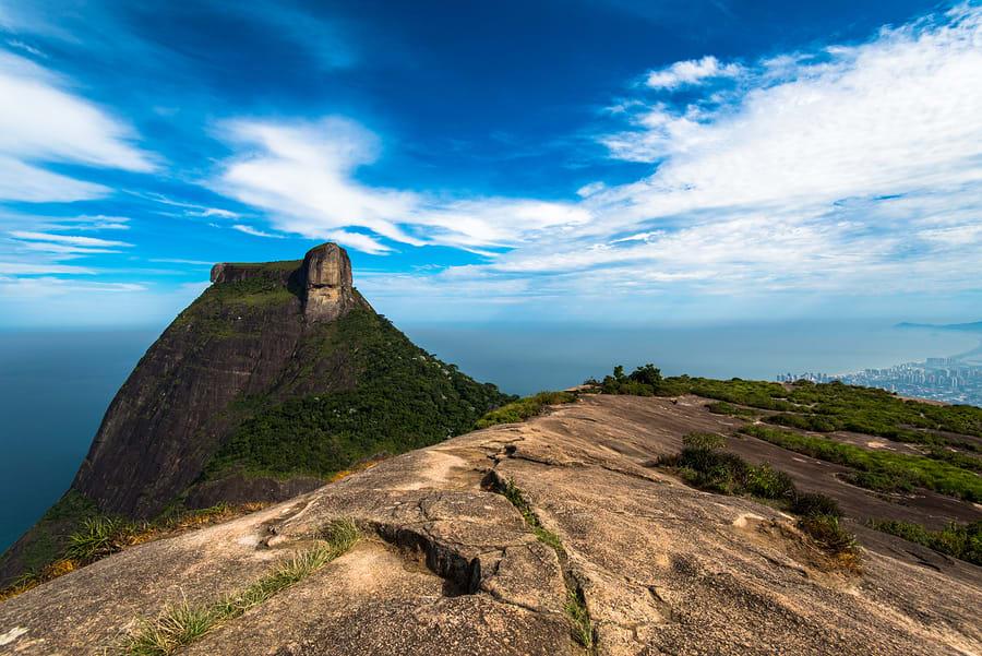 Picos no Brasil: Pedra da Gávea