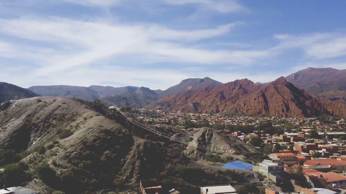 Mi experiencia recorriendo Sudamérica haciendo voluntariados - Worldpackers - viajando en Humahuaca