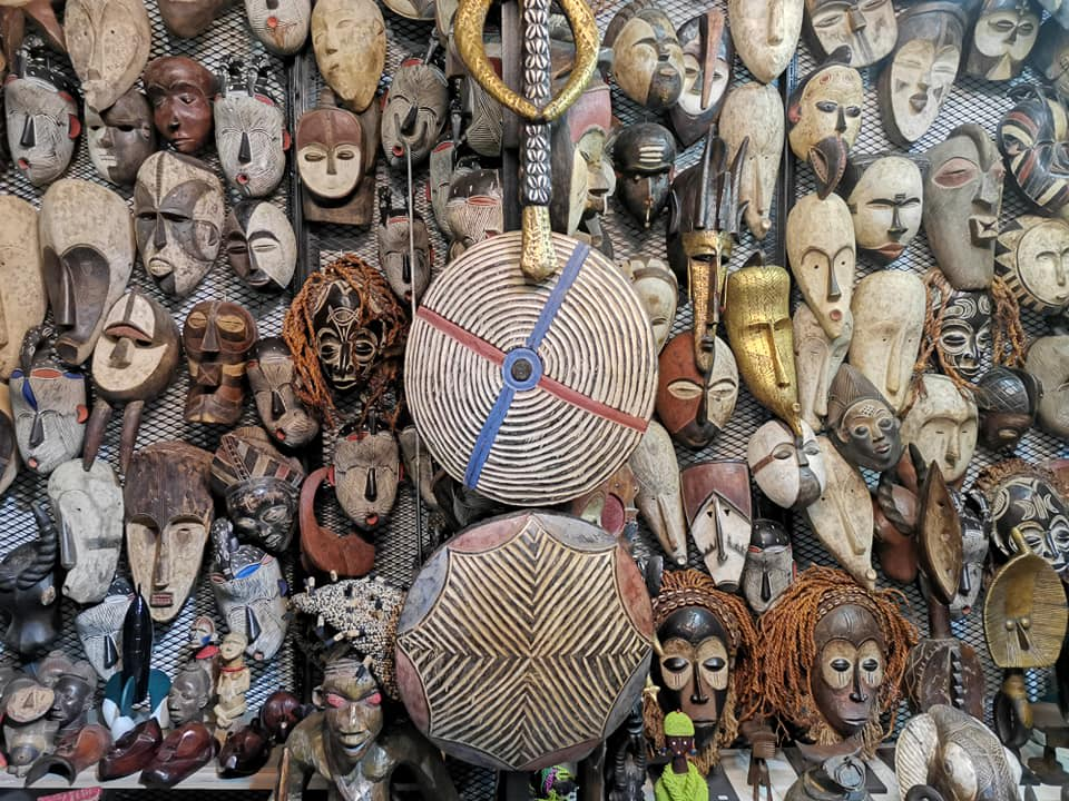 cultura africana mascaras africa austral