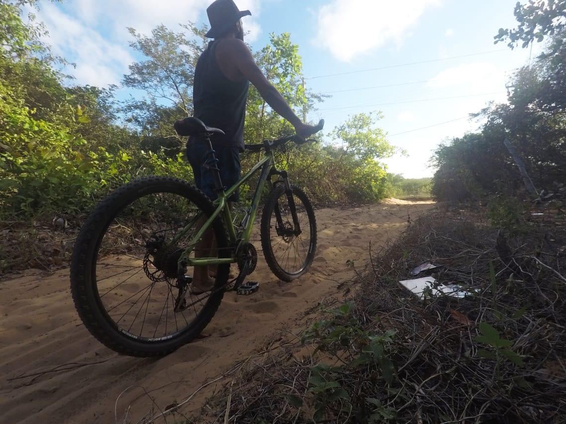 viajar de bike rota do sol ecovila pau brasil