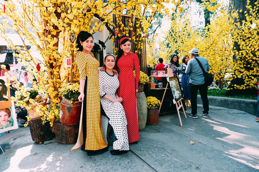 Festivais típicos da cultura asiática: Tet