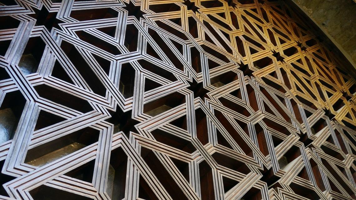 Detalhes da Mesquita Catedral de Córdoba