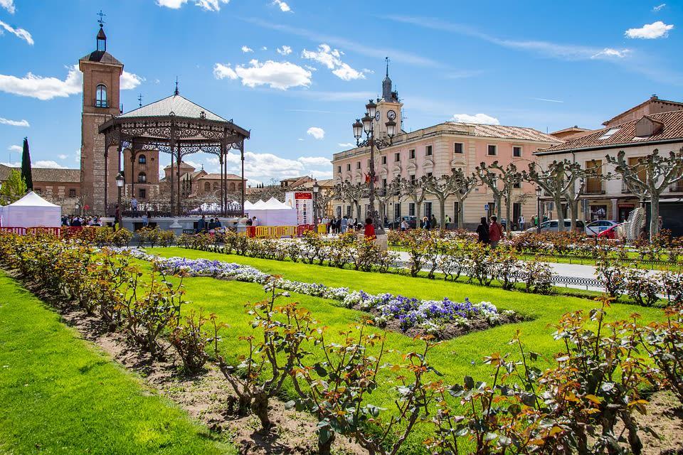 Cidades espanholas: Alcalá de Henares