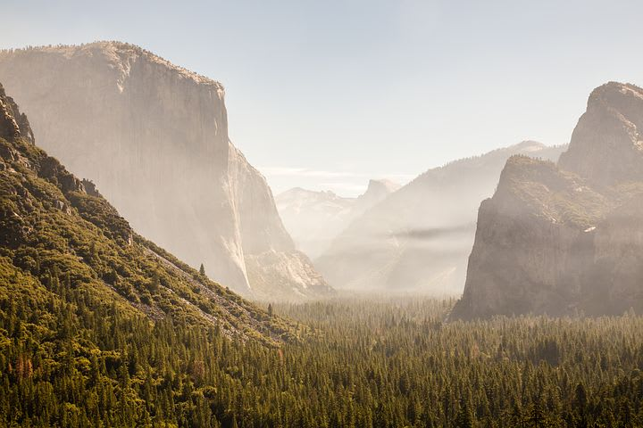 Cómo viajar barato en Estados Unidos - Worldpackers - Parque Nacional en Estados Unidos