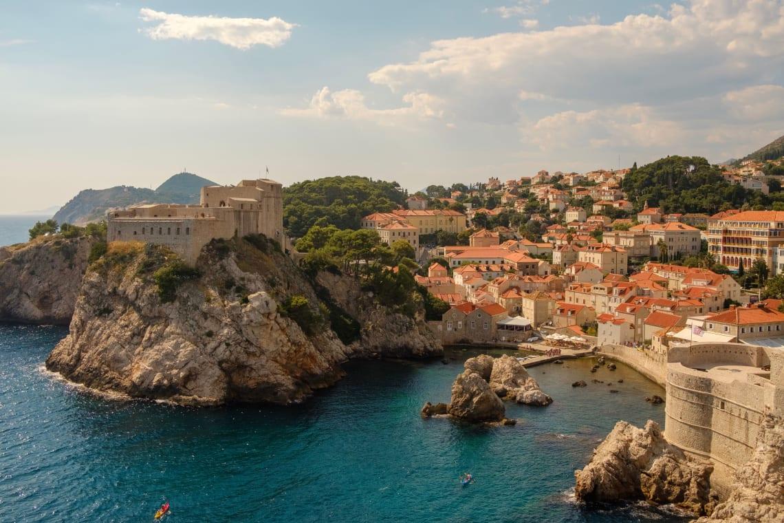 Backpacking in the Balkans: Croatia
