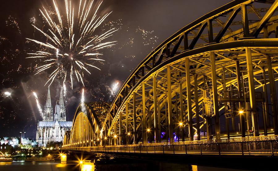 Onde passar o Natal e Ano Novo: Colónia