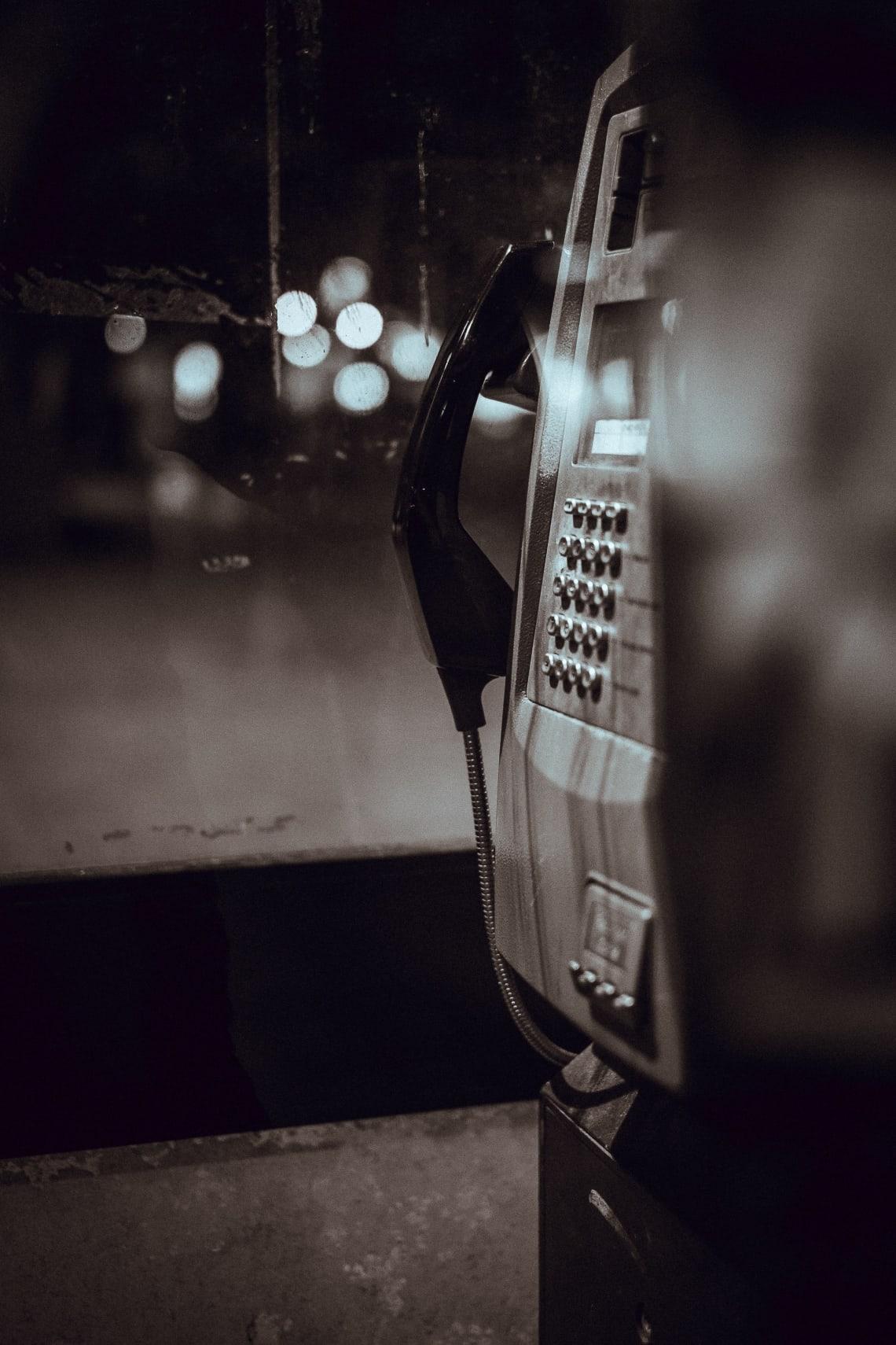 Phone booth, United Kingdom