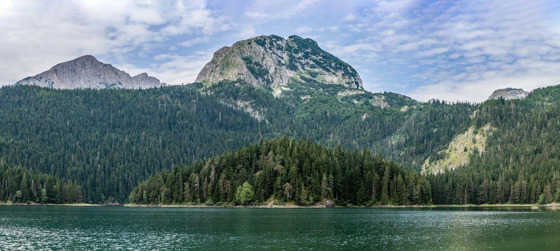 Best European destinations for nature lovers: Durmitor National Park, Montenegro