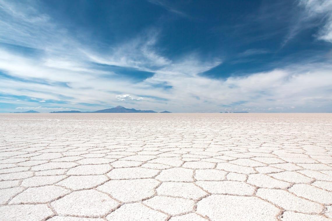 Inspiring places:Salar de Uyuni, Bolivia