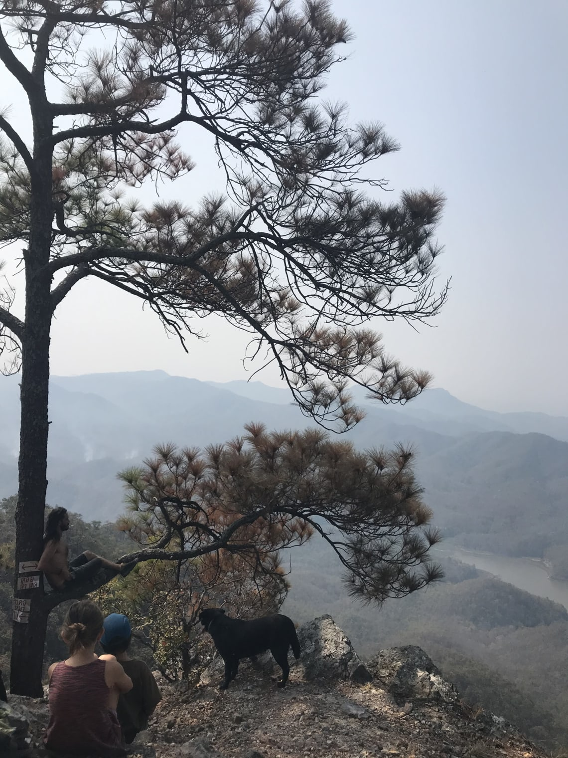 Hiking in Chiang Mai, Thailand