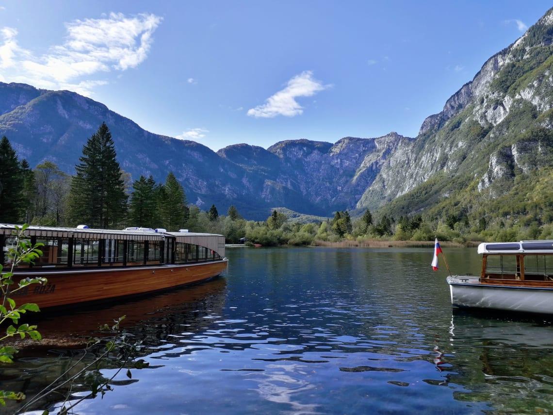 Best European destinations for nature lovers: Lake Bohinj, Slovenia