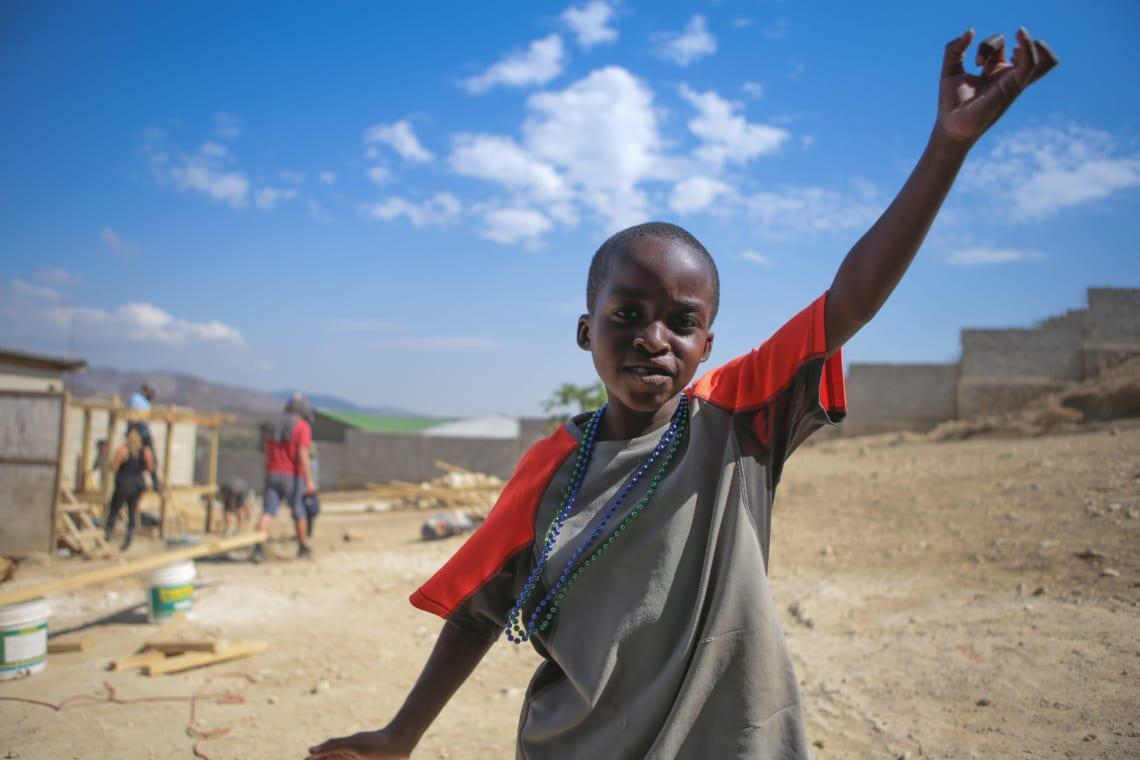 Volunteering in Teleco, Port-au-Prince, Haiti