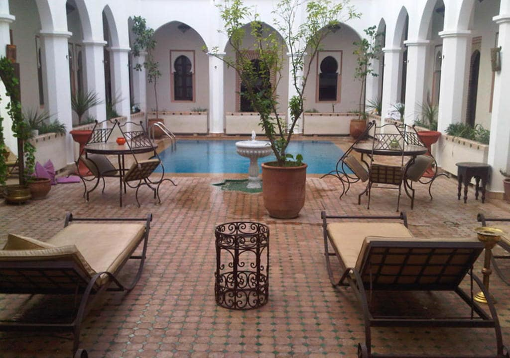 Become a bartender at Equity Point Hostel, Marrakech, Morocco