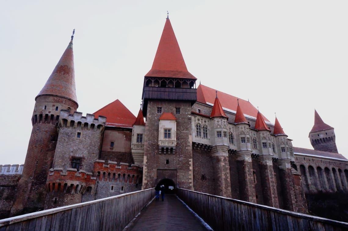 Castelo Corvin, Timisoara, Romênia