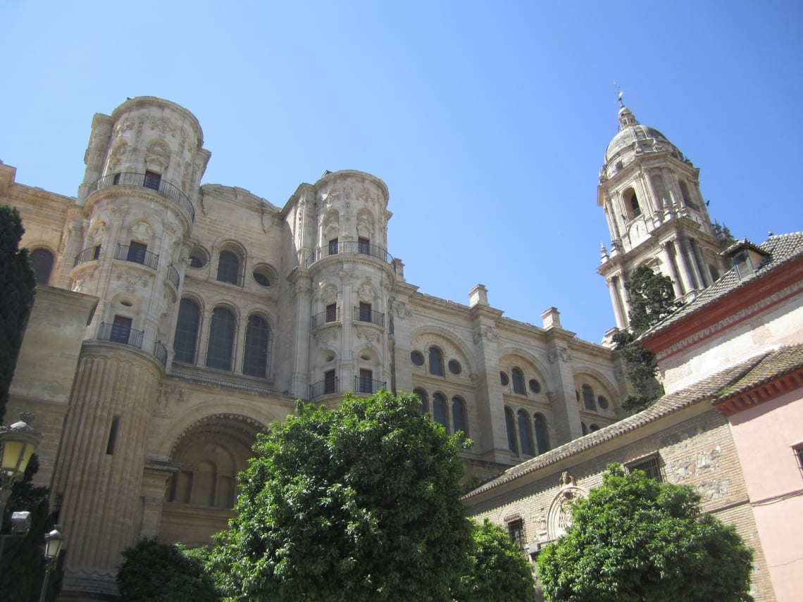 o que fazer em Málaga no sul da Espanha