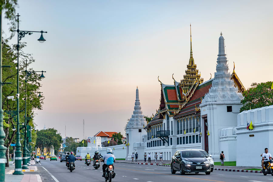The Grad Palace