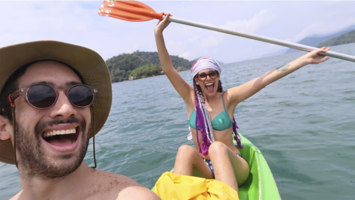 guía para viajar a Paraty- Kayak - Worldpackers