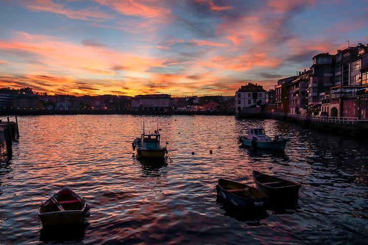 Qué ver en el norte de España: más de 15 lugares sorprendentes - Worldpackers - atardecer en asturias