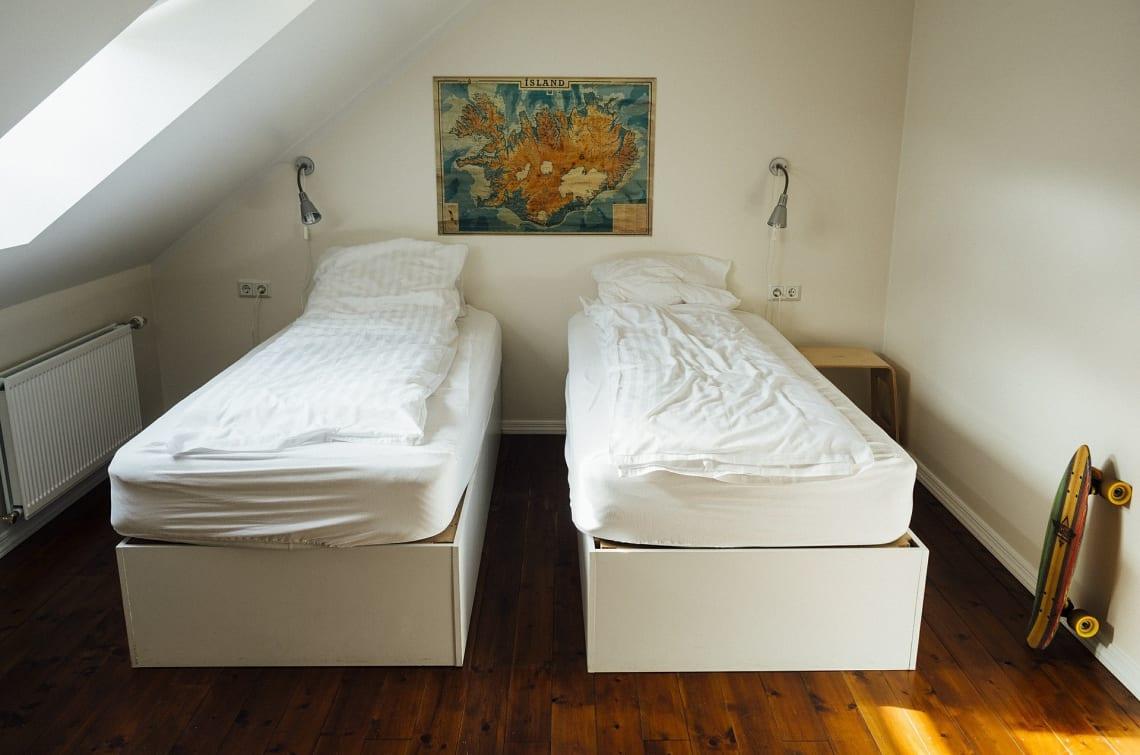 Cute hostel room