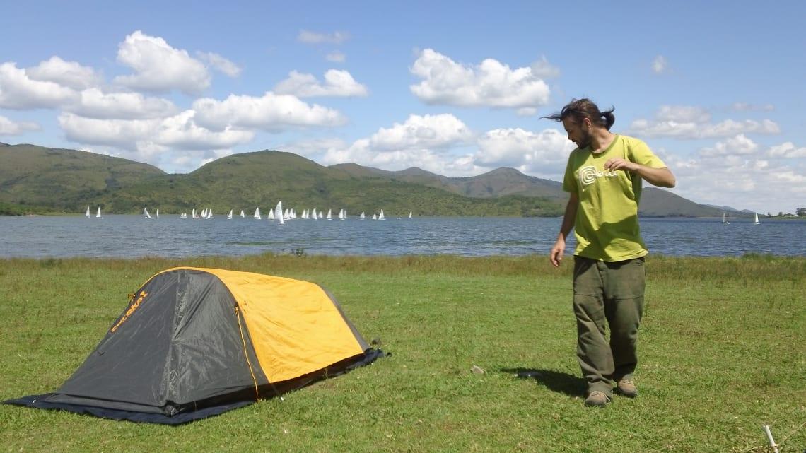 Mi experiencia haciendo un voluntariado en Salta, Argentina - acampando en saltaMi experiencia personal haciendo un voluntariado en Salta
