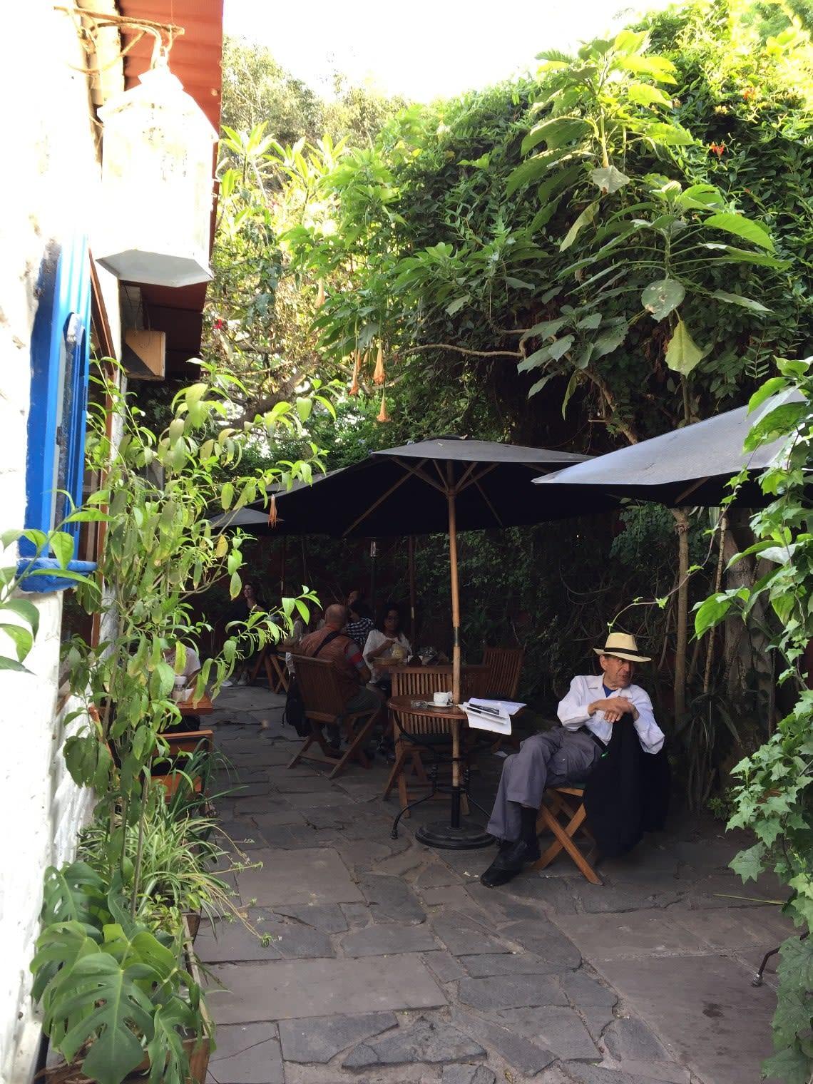 Barranco neighborhood, Lima, Peru