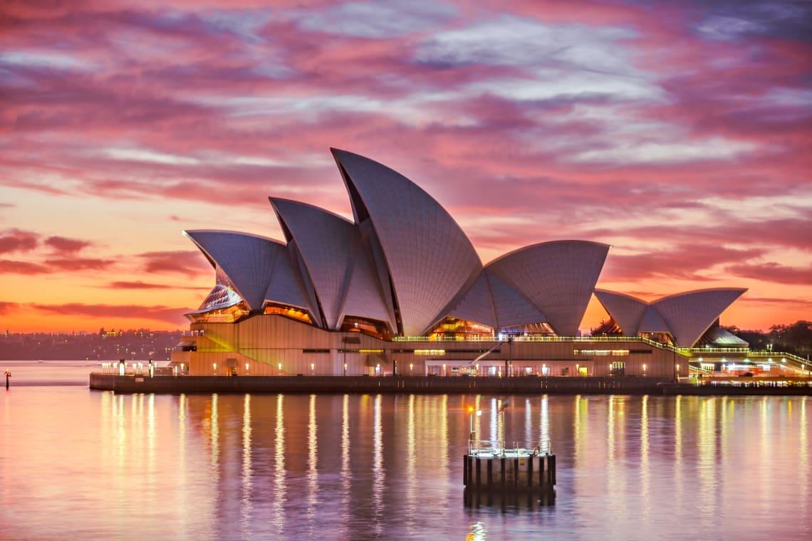 Acomodação gratuita na Austrália