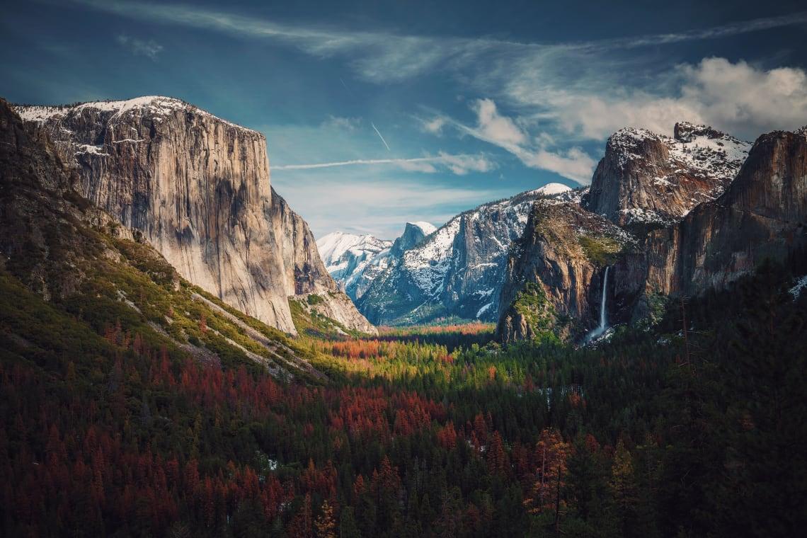 USA travel guide: California