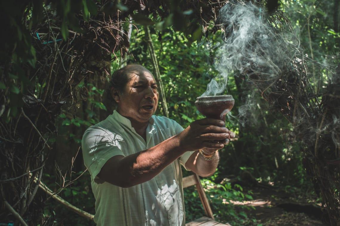 Viagem para o México: participar de um ritual maia