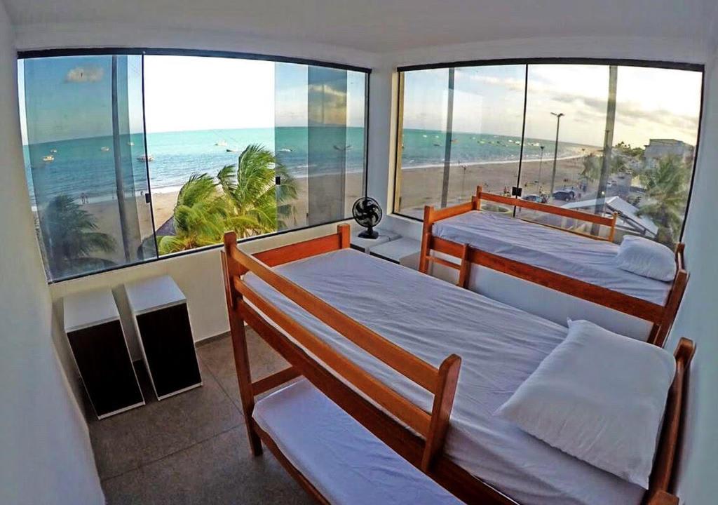 Los mejores anfitriones Worldpackers para voluntariar en el 2018 - Maraga Beach hostel Maragogi brasil