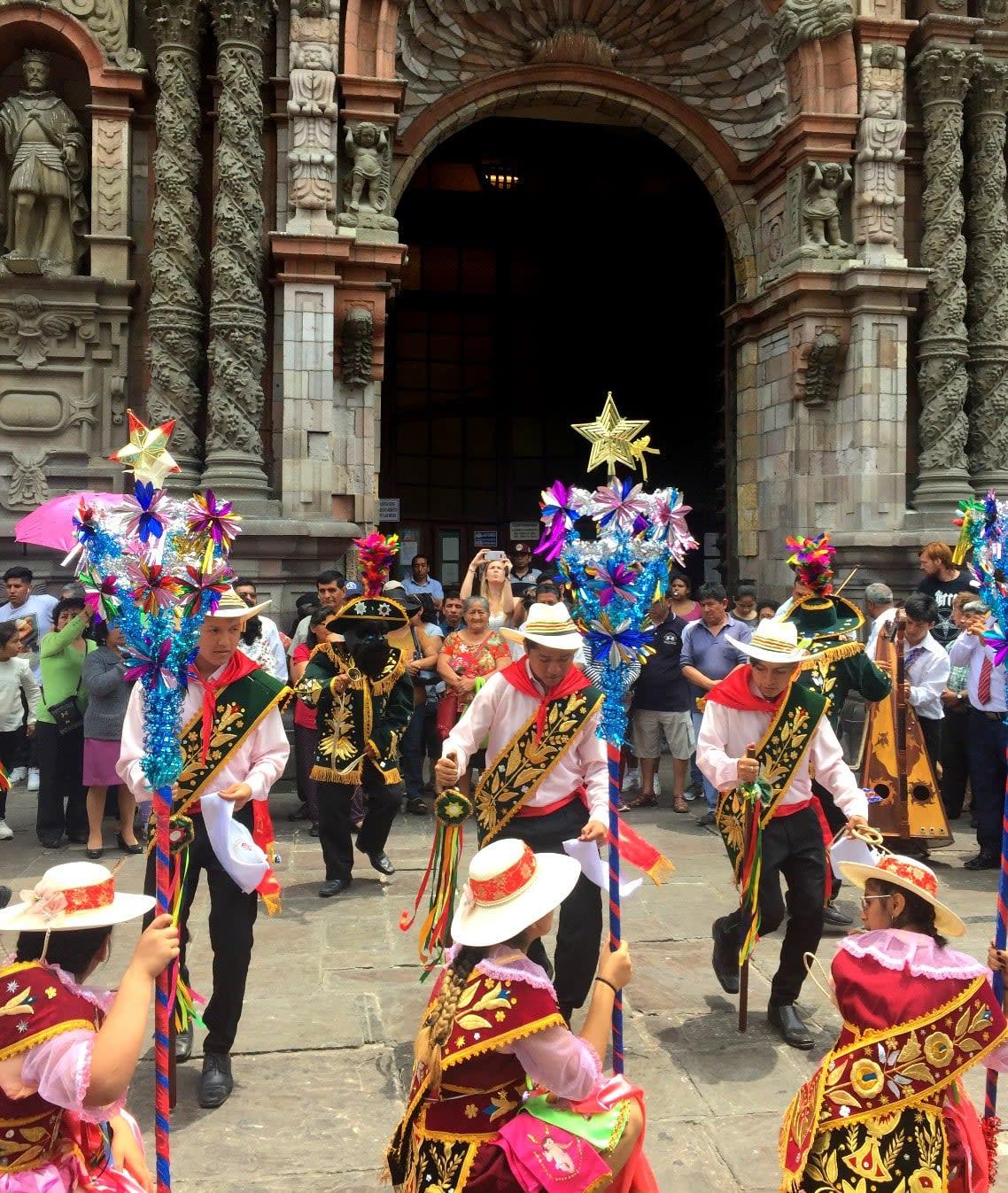 Iglesia Y Convento La Merced, Lima, Peru