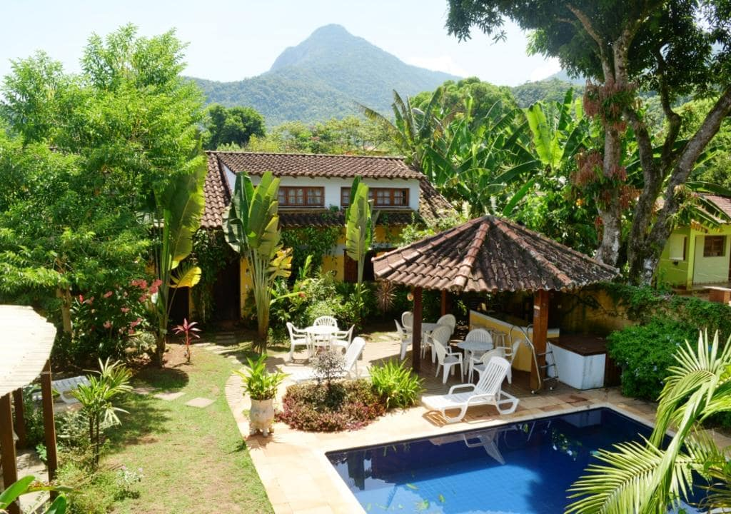 Pouso Sambaquis Guesthouse, Ilhabela, Brazil