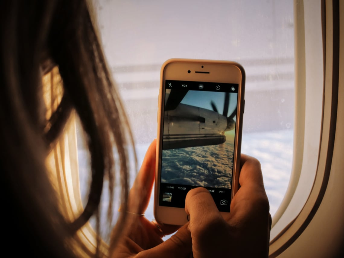 Travel problems: losing your phone