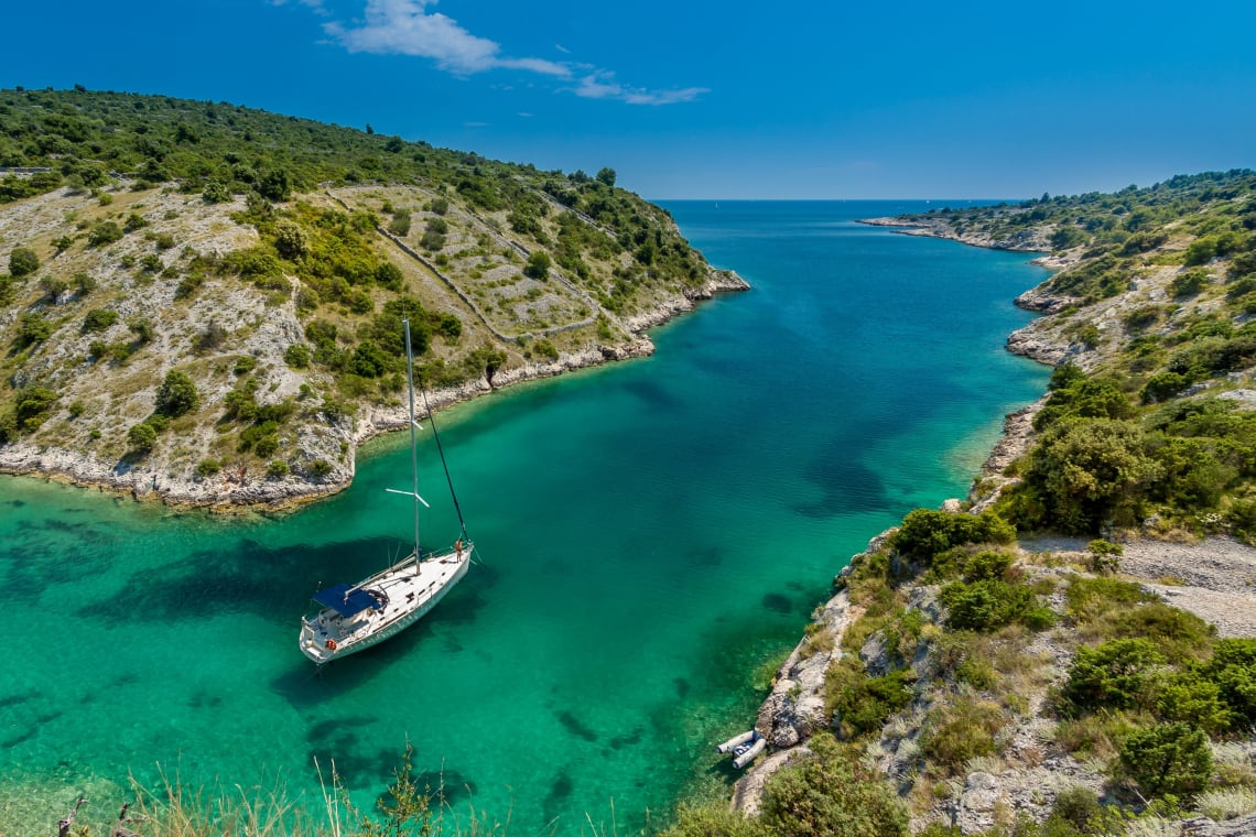 Best European destinations for nature lovers: Croatia