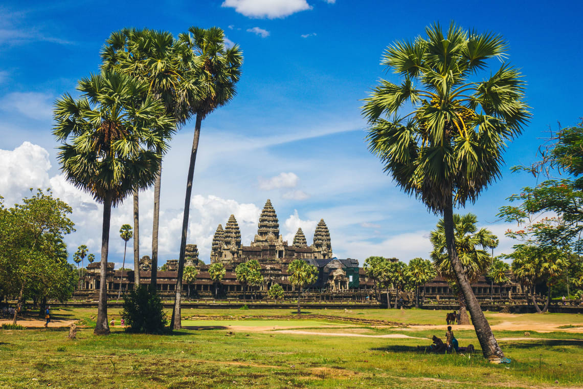 Places to travel in your 20's on a budget: Cambodia