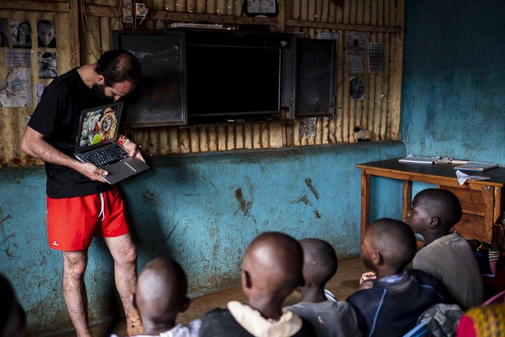 Viajar por el mundo haciendo fotografía - Kenia - Worldpackers