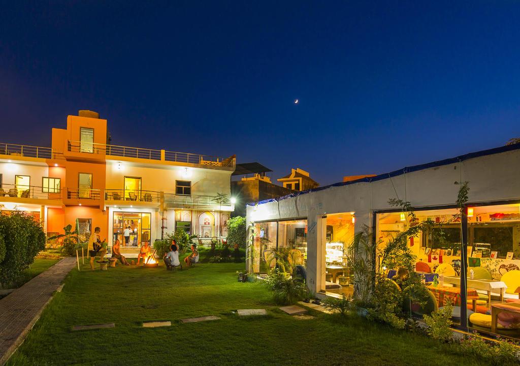 Amazing hostel atmosphere and vibe