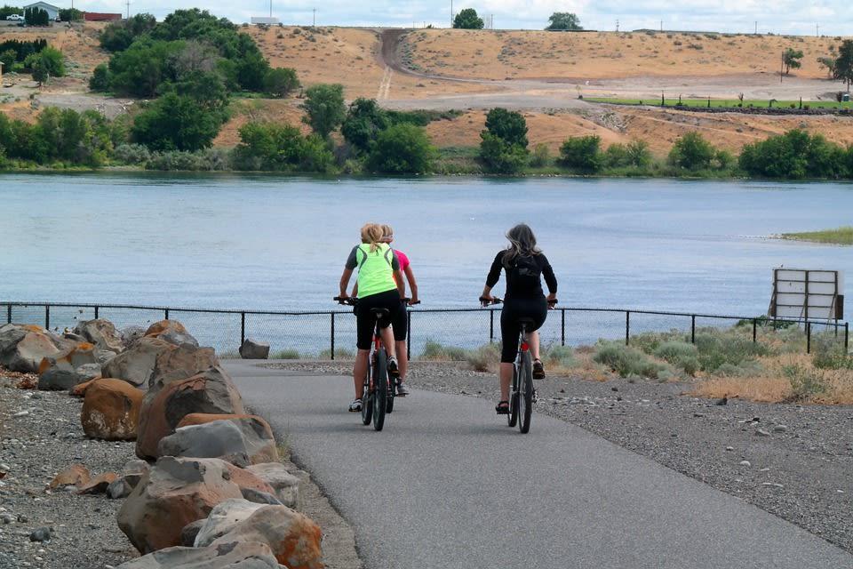Bicicletas à vontade são ótimas oportunidades de se exercitar