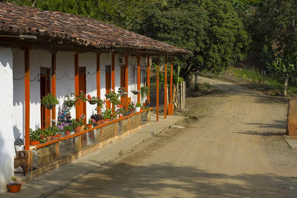 Ruta para viajar por Colombia - Eje cafetero - Worldpackers