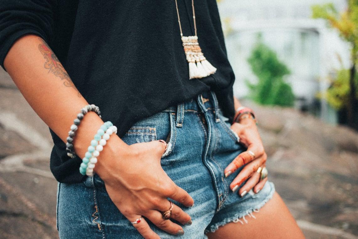Stylish women's wear