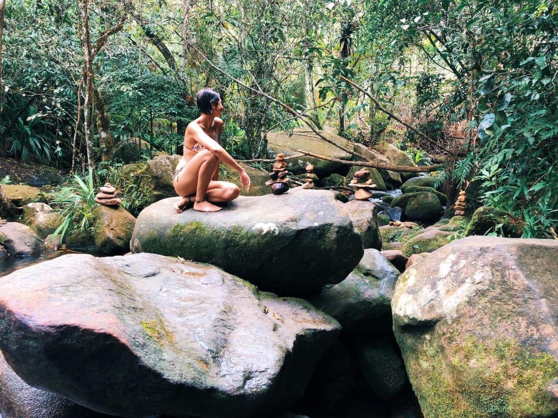 Viagem para Paraty: Muitas cachoeiras para conhecer