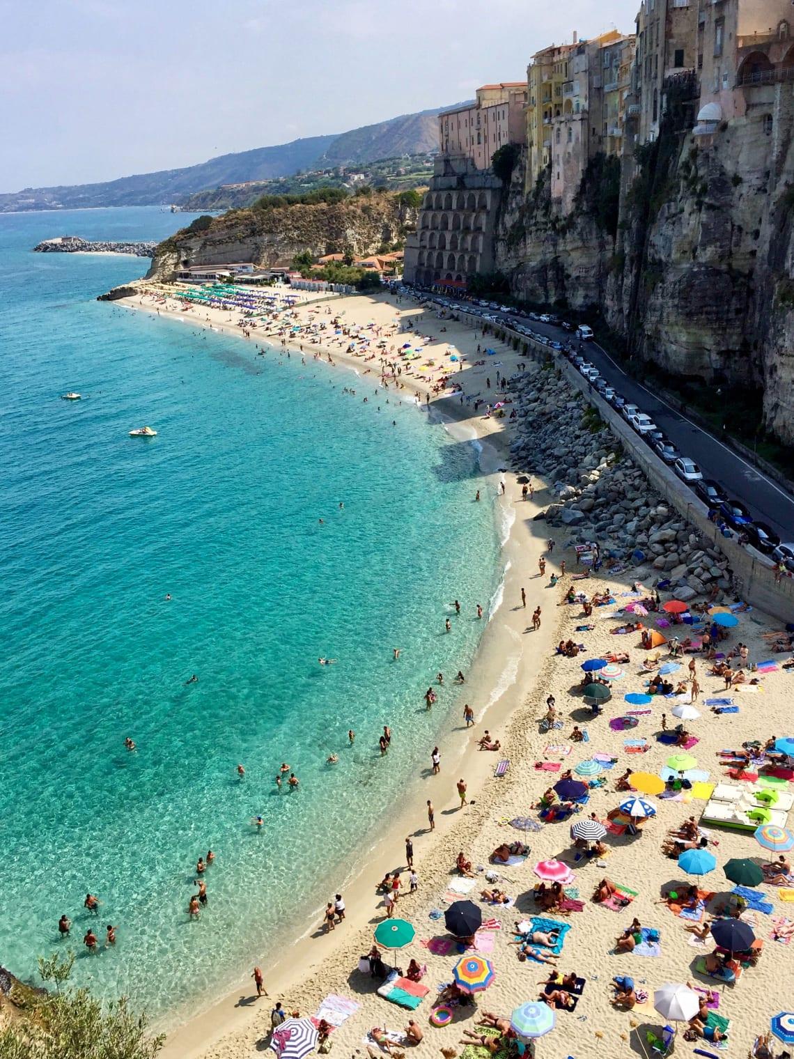 Italy destinations: Tropea, Calabria