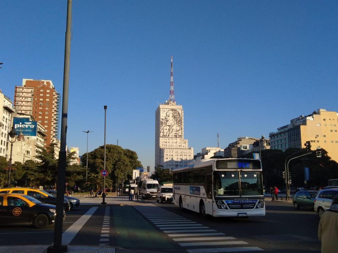 Presupuesto de viaje en Argentina bsas