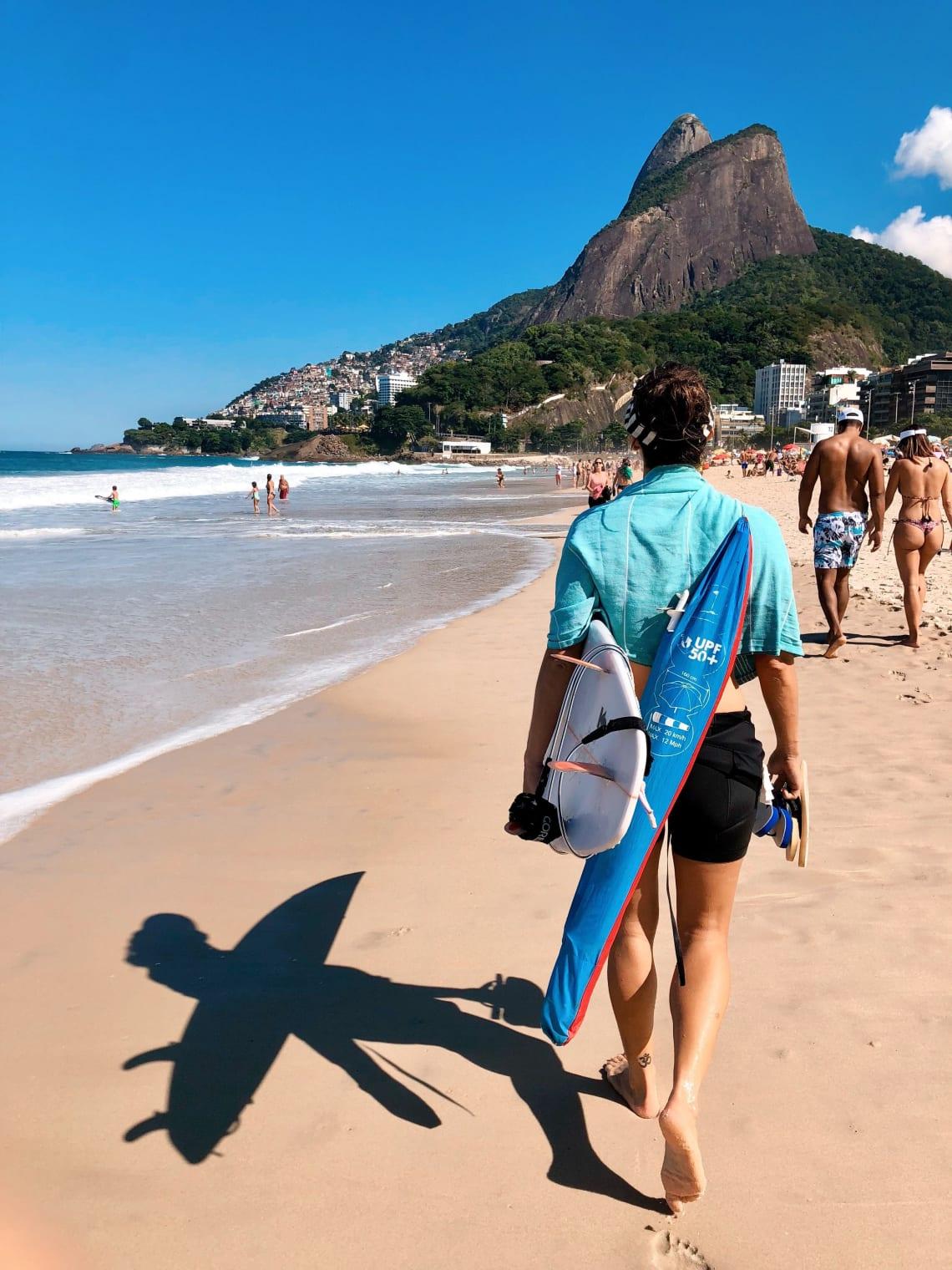 Beaches of Rio de Janeiro, Brazil