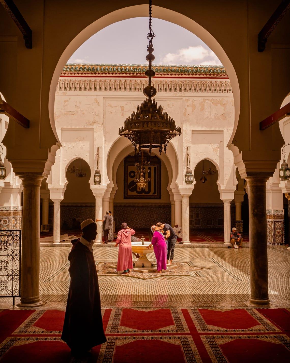 Mosque, Fez, Morocco