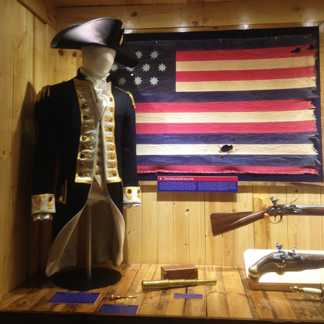 Indiana War Memorial Museum.