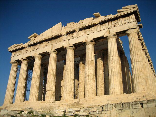 Dónde viajar con poco dinero en Europa - Worldpackers - Atenas, Grecia