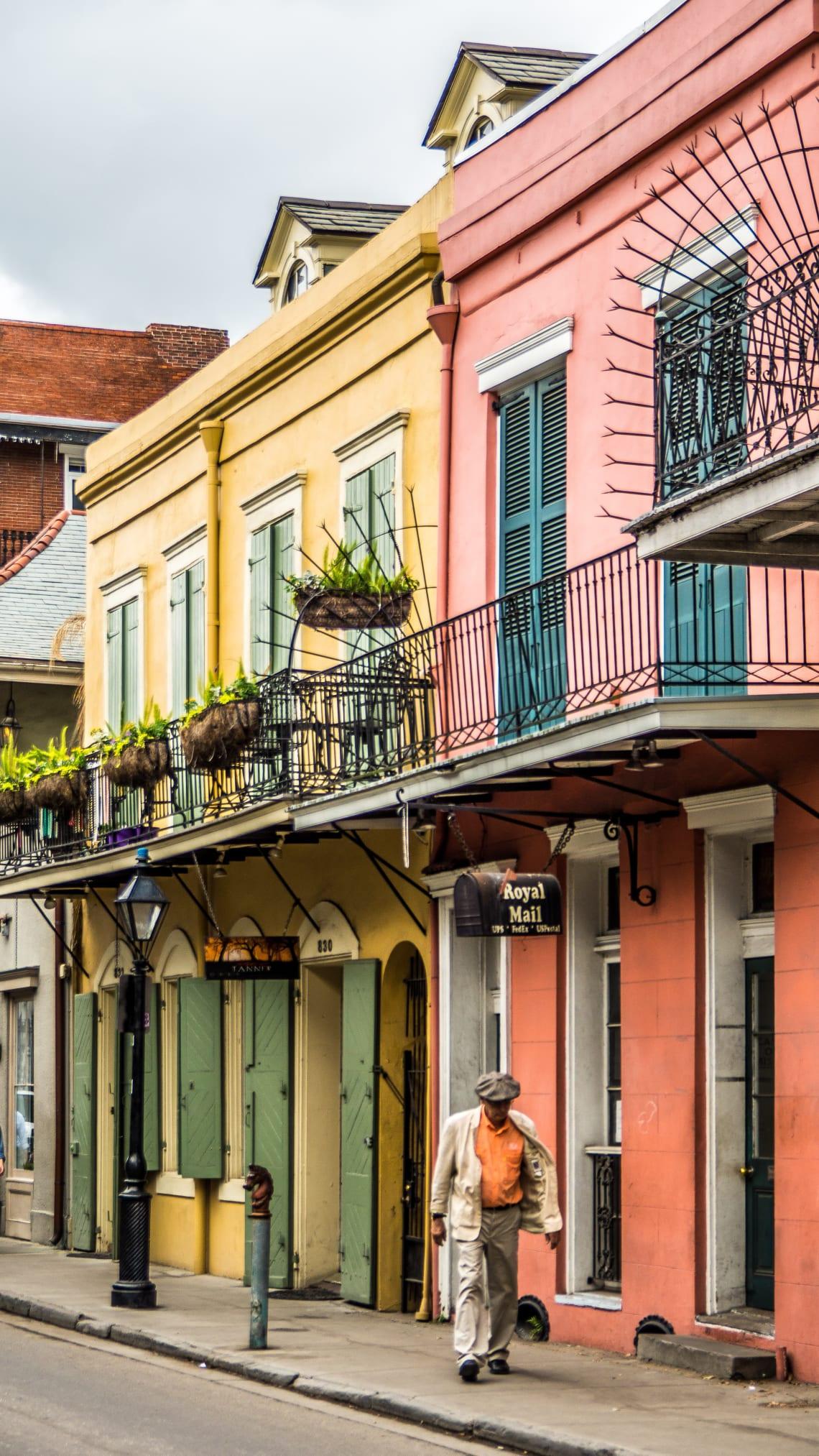 USA travel guide: Louisiana