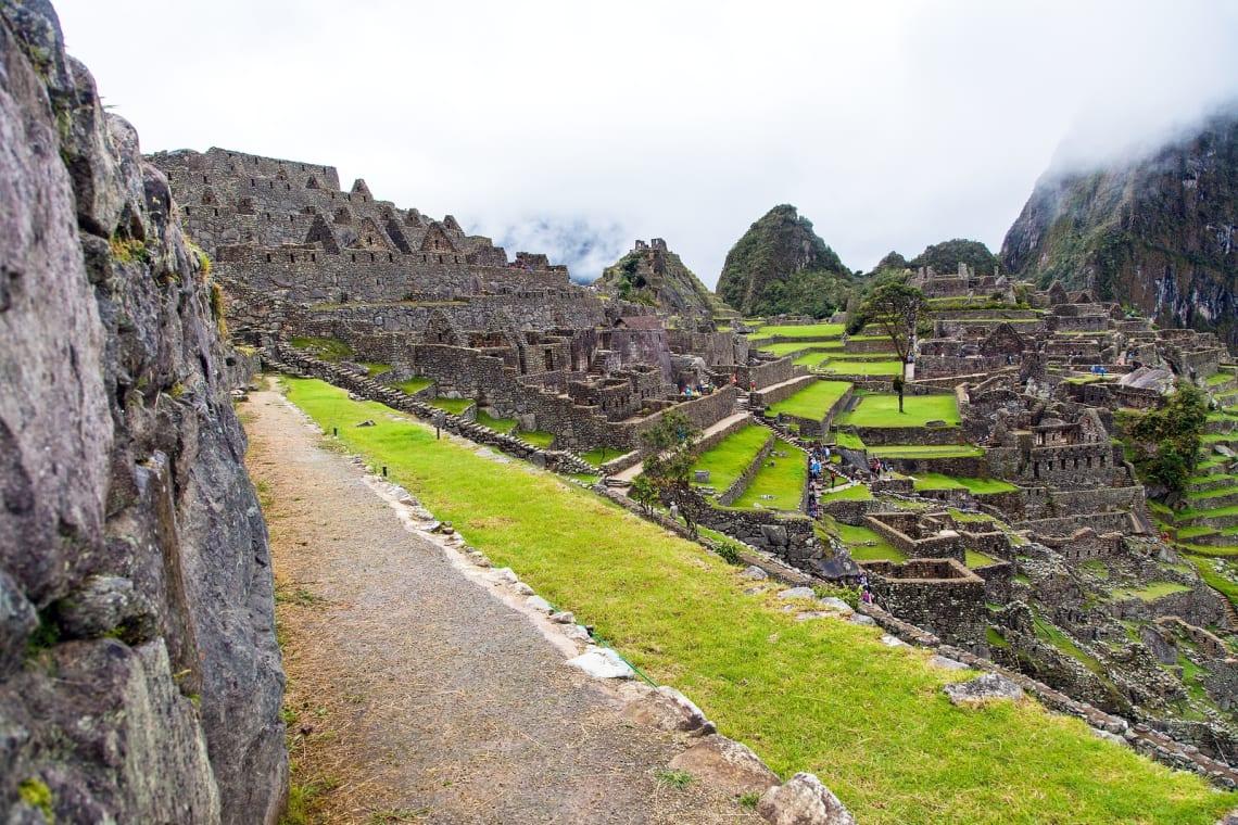 cultura incaviajar para Machu Picchu