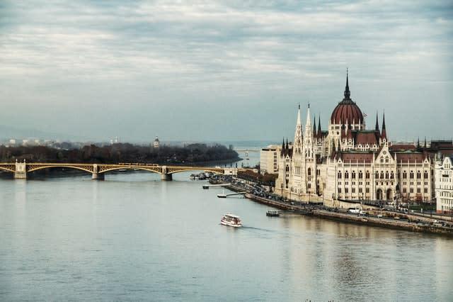 Prédio do Parlamanento em Budapeste