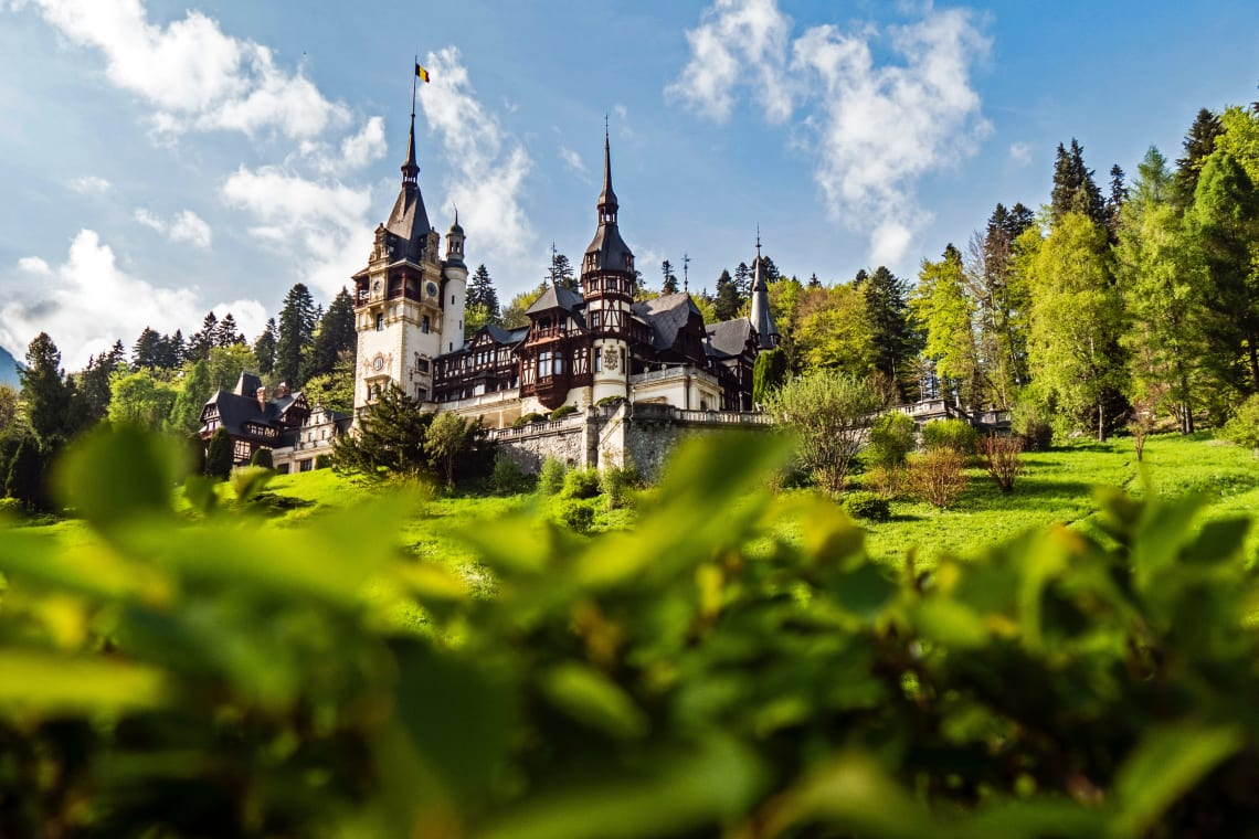 Places to travel in your 20's on a budget: Romania